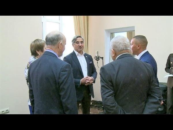 Татарстан Премьер министры урынбасары Васил Шәйхразиев Керәшен үзәгендә булды