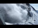 Кратер вулкана Шишалдина (Алеутские острова)