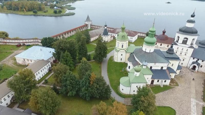 Кириллов Кирилло Белозерский монастырь