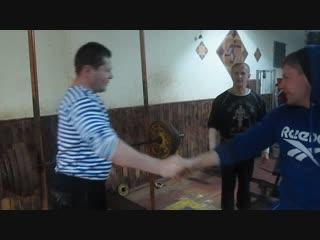 Жим лежа 175 кг Алексей Субботин