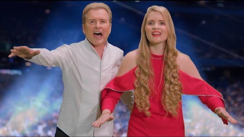 Александр и Устинья Малинины ft. Чингисхан - Москва встречает Чемпионат возраст 12