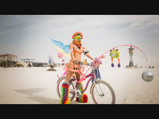 Deep house presents: burning man - фестиваль в пустыне [hd 1080]