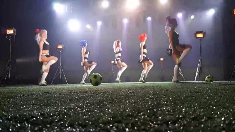 Съемки клипа под песню Безрукова