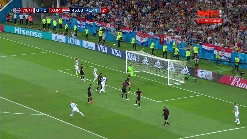 Исландия - Хорватия( 26-4)