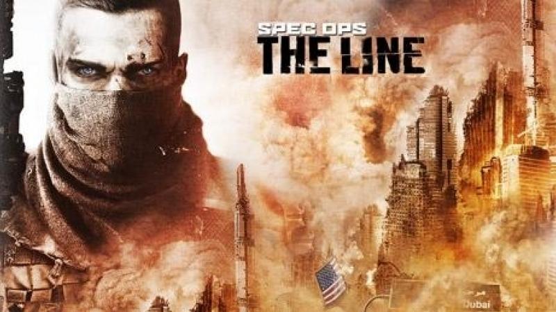 Spec Ops: The Line. Вам сколько песка в чай? 02