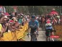 La Vuelta Control de Firmas Etapa 3 salida Mijas