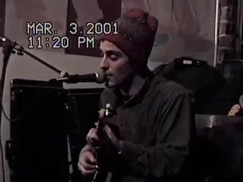MIKE KINSELLA of AMERICAN FOOTBALL house show in Olympia, WA on March 3, 2001