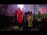Blind Orchestra импровизация 1. 29.04.18, клуб Ferrein