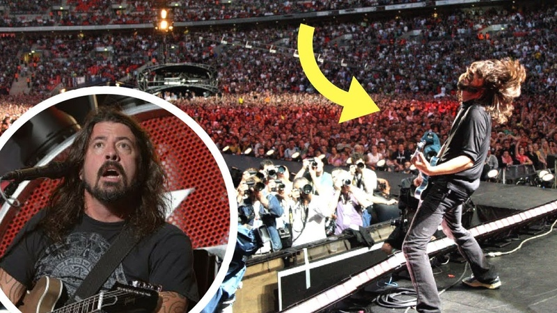 What Happens When Rockstars Let Fans On Stage...