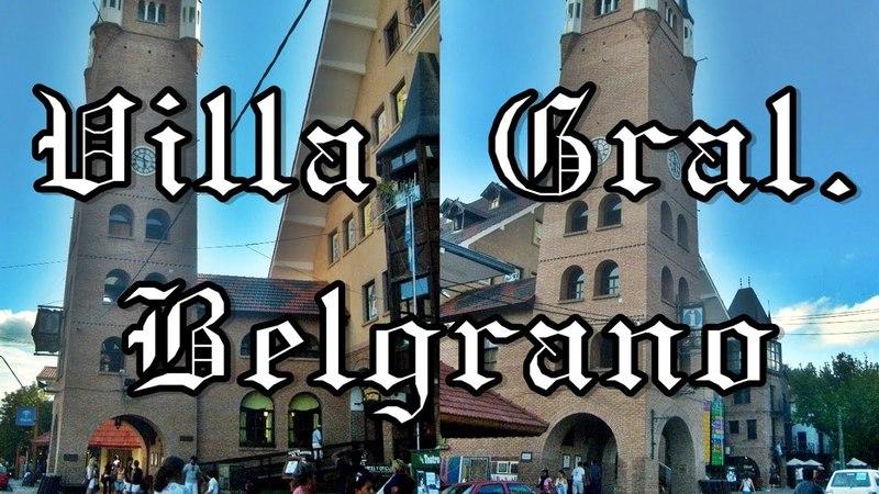 Villa General Belgrano - Verano 2017