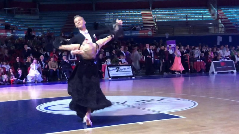 TUSCANY OPEN 2019 FANTASTIC QUICK STEP!