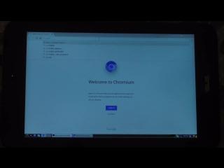 [Дмитрий Бачило] Ставим Linux на планшет Asus Vivotab Note 8... опять.