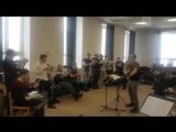 Мужской хор поёт песню группы Тату - Я сошла с ума
