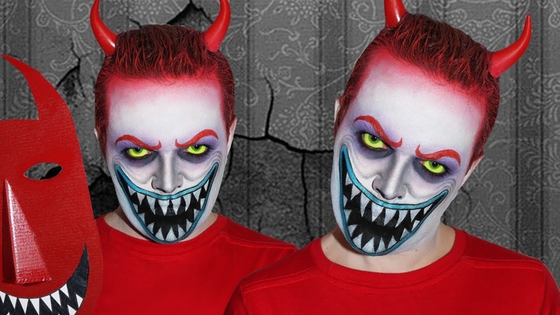 Lock - The Nightmare Before Christmas - Makeup Tutorial!
