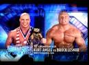 (WWE Mania) WrestleMania XIX Kurt Angle (c) vs Brock Lesnar - WWE Championhip