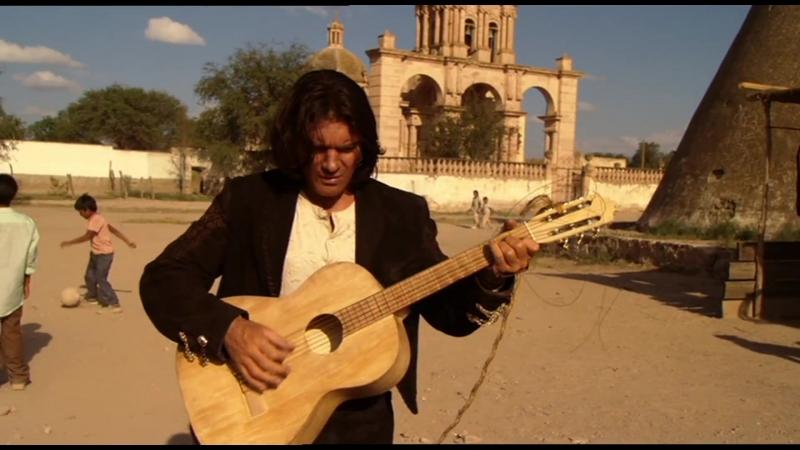 Once Upon a Time in Mexico [Guitar Intro] HD - La Malaguena (Salerosa) - Antonio Banderas