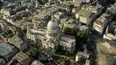 4K London aerial filming River Thames City of London Shard shot in 4K