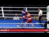 Нуне Асатрян, 1/16 финала первенства мира-2018