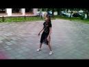 Саша всё танцует