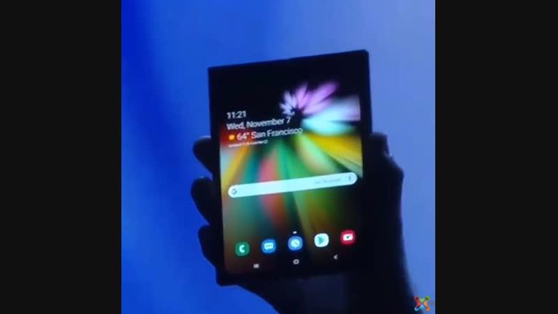 МОБИЛОЧКА 📱 Samsung Foldable Phone