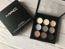 MAC Burgundy Times 9 Eyeshadow Palette
