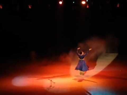 Pakistani Kathak Dancer Umair Arif Kathak Fusion
