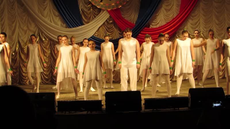 Хореографический коллектив Радость Чернянка Танец Жить