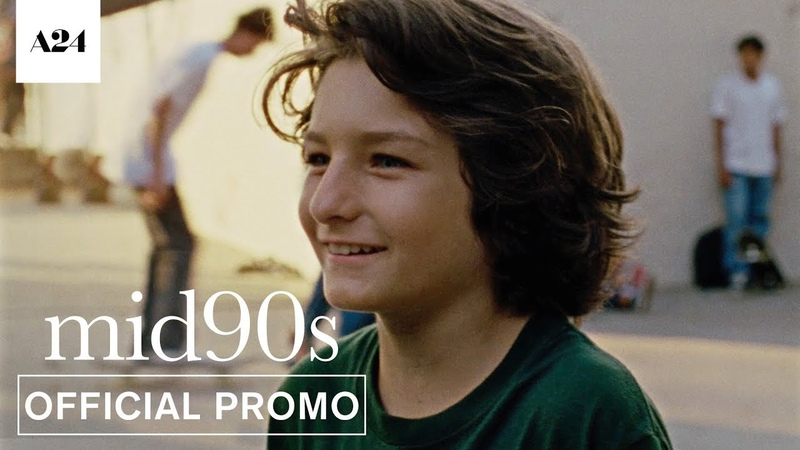 Mid90s Spirit Official Promo HD A24