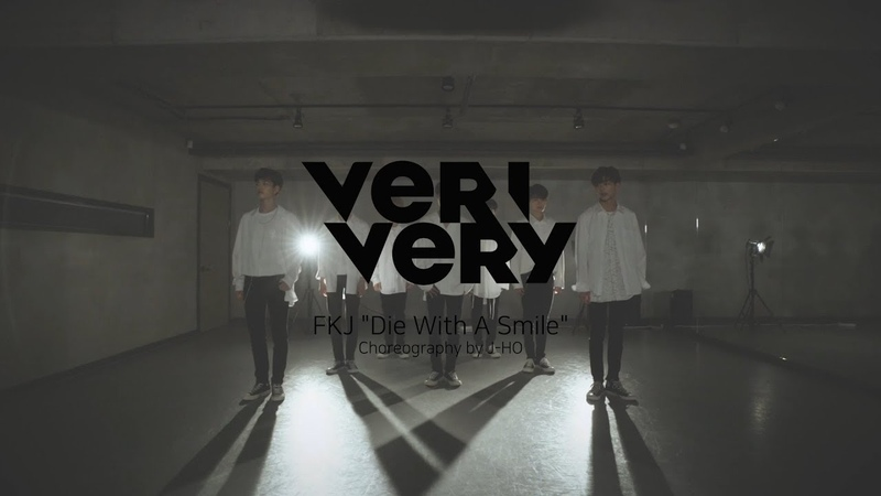 VERIVERY X J-HO Die With A Smile by FKJ (Dance)
