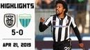 ΠΑΟΚ v Α.Π.Ο. Λεβαδειακός 5-0 (Highlights) Super League PAOK v Levadiakos