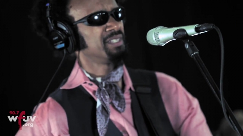 Fantastic Negrito - In the Pines (Live at WFUV)