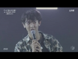 [CUT] 180826 A-Nation 2018  @ EXO — Ment 2