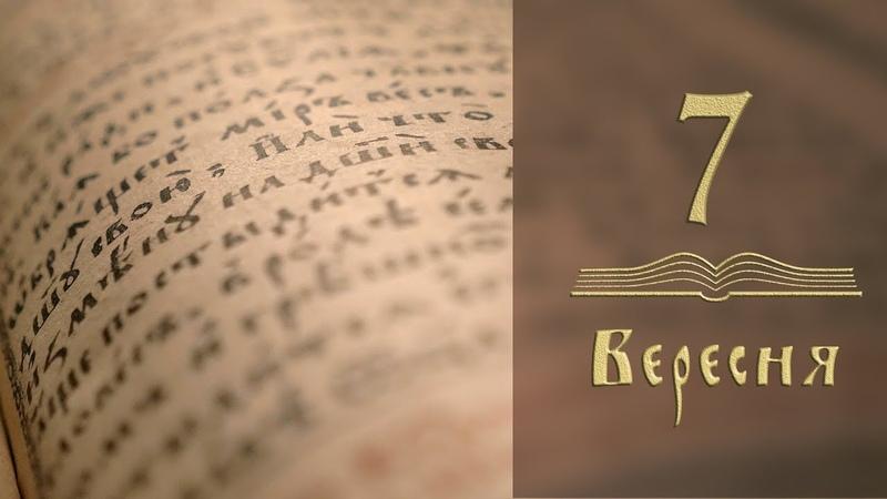 Терпіння, якому вчить Христос. Ходіння по водах Галілейського моря- Євангеліє щодня
