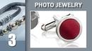 03 Juwelry Photo Сербрянные запонки с гравировкой сложно но не для нас