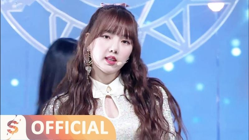 [Comeback Stage] 190117 GFriend (여자친구) - Sunrise (해야) @ 엠카운트다운 M! Countdown [2K 60FPS]