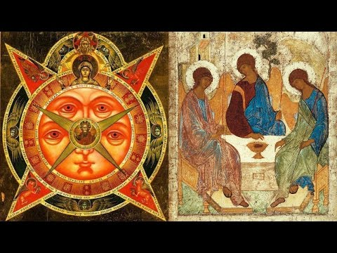 Догмат о Богочеловеческом Царстве Пресвятой Троицы 3