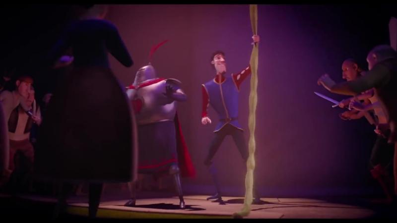 Распрекрасный принц, мультфильм 17 и 18 ноября на 15.00