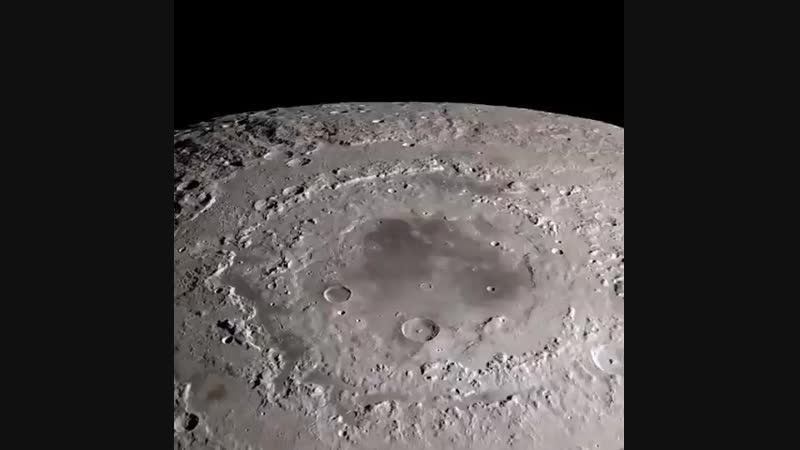 🌑Incredibly high resolution footage of the Moon taken by NASA's Lunar Reconnaissance orbiter✨