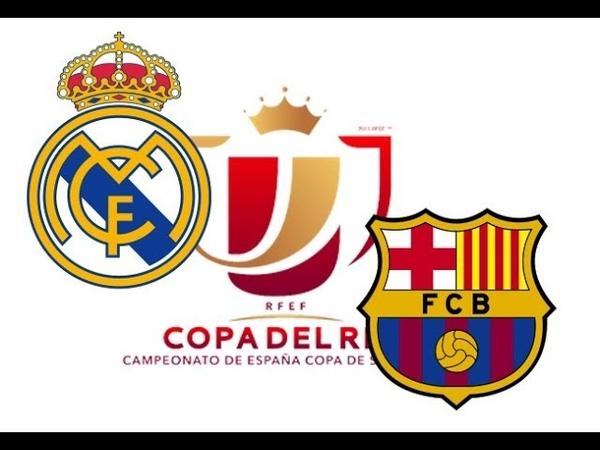 El Clasico Promo 2019 - FC Barcelona Vs Real Madrid Copa del rey semi final - 06/02/2019