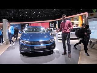 Обзор новинок этого года. Aurus, KIA, Skoda, VW, Mazda, BMW. Женевский автосалон