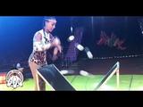 Mind Blown - Bounce Juggling