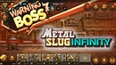 Metal Slug Infinity Gameplay БОСС 2 Игры на телефон