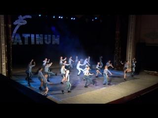 27.04.2018 Шоу-балет PLATINUM Studio - Одесса