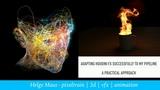 Adapting Houdini FX into Your Pipeline | Helge Maus | Houdini HIVE Utrecht