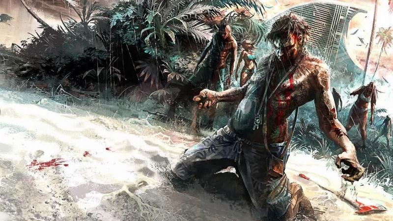 Dead Island Definitive Edition : попал на остров страха 1