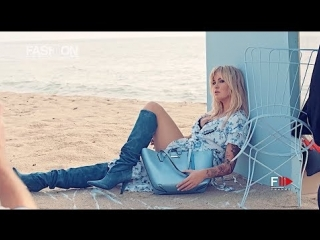 GUESS ACCESSORIES Backstage Spring Summer 2018 ADV Campaign - Fashion Channel