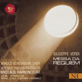 Nikolaus Harnoncourt альбом Verdi: Requiem