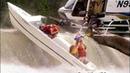 Идиоты за рулем моторных лодок | Аварии на воде снятых на камеру 2018 | Приколы 2