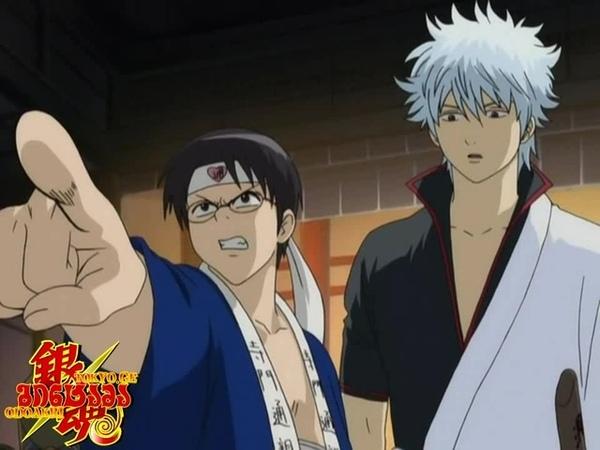 გინ-სან შენ აქ რა ჯანდაბას აკეთებ - გინტამა - Gintama 006-201 (ODOAKRI-DUB)