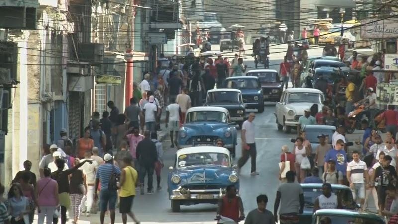 Поймать такси в Гаване теперь можно через мобильное приложение
